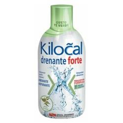 KILOCAL DRENANTE FORTE THE VERDE 500ml