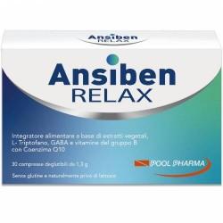 ANSIBEN RELAX INTEGRATORE ANSIA E STRESS 30CPR