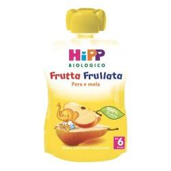 HIPP BIO FRUTTA FRULLATA MELA/PERA 90G