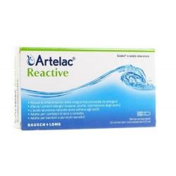 ARTELAC REACTIVE MONODOSE COLLIRIO IDRATANTE E LENITIVO 10PZ