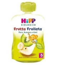 HIPP BIO FRUTTA FRULLATA PERA/BANANA/KIWI 90g