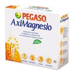 PEGASO AXIMAGNESIO INTEGRATORE ALIMENTARE DI MAGNESIO 20 BUSTINE