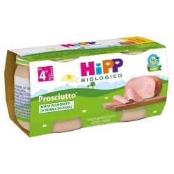 HIPP BIO OMOGENEIZZATO PROSCIUTTO 2X80g