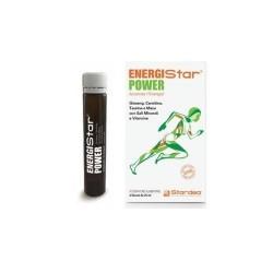 ENERGISTAR POWER INTEGRATORE ALIMENTARE ENERGETICO 6 FLACONCINI