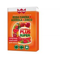 WINTER VITAMINA C PLUS SUPER 30 COMPRESSE MASTICABILI ARANCIA