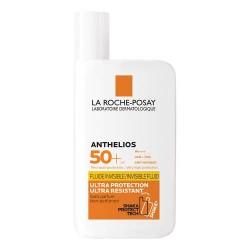 LA ROCHE-POSAY ANTHELIOS ULTRA FLUIDO SOLARE INVISIBILE SENZA PROFUMO SPF50+ 50ml
