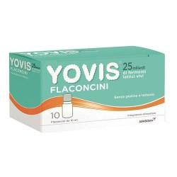 YOVIS FLACONCINI FERMENTI LATTICI 10FL