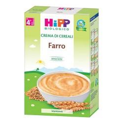 HIPP BIOLOGICO CREMA DI CEREALI FARRO 200g