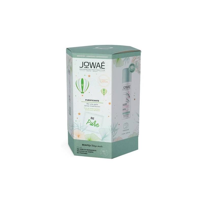 JOWAE COFANETTO PURIFICANTE FLUIDO OPACIZZANTE 40ml + ACQUA IDRATANTE SPRAY 50ml