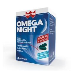 WINTER OMEGA NIGHT INTEGRATORE SONNO 30 CAPSULE