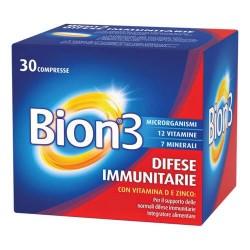 BION 3 INTEGRATORE  DIFESE IMMUNITARIE 30 COMPRESSE