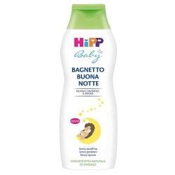 HIPP BAGNETTO BUONA NOTTE BAGNOSCHIUMA 350ml