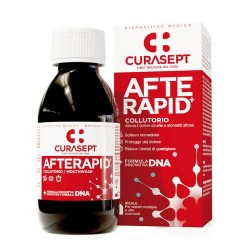 CURASEPT COLLUT AFTE RAP 125ML