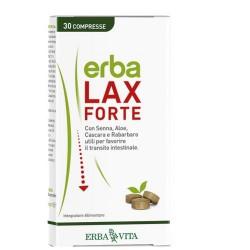 ERBA VITA ERBALAX FORTE INTEGRATORE TRANSITO INTESTINALE 30CPR