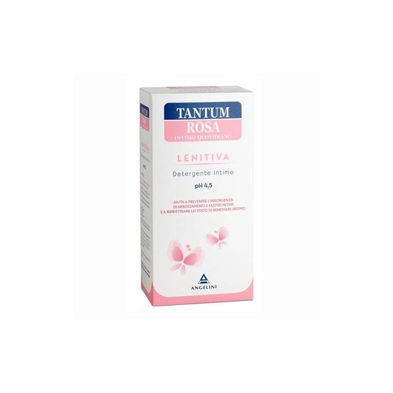 TANTUM ROSA DETERGENTE INTIMO LENITIVO pH 4.5 200ml