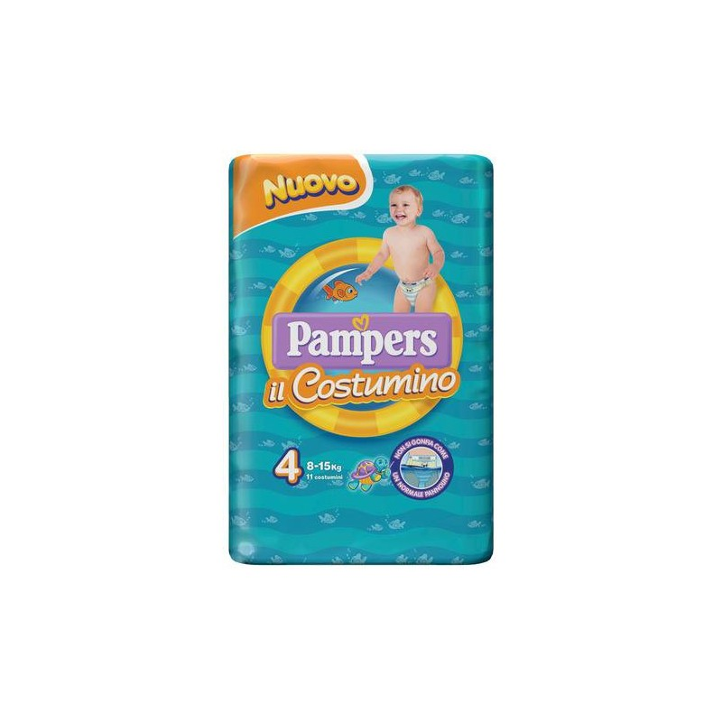 PAMPERS COST CP 11 TG 4 11PZ