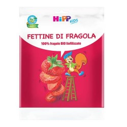 HIPP BIO FETTINE DI FRAGOLA10G
