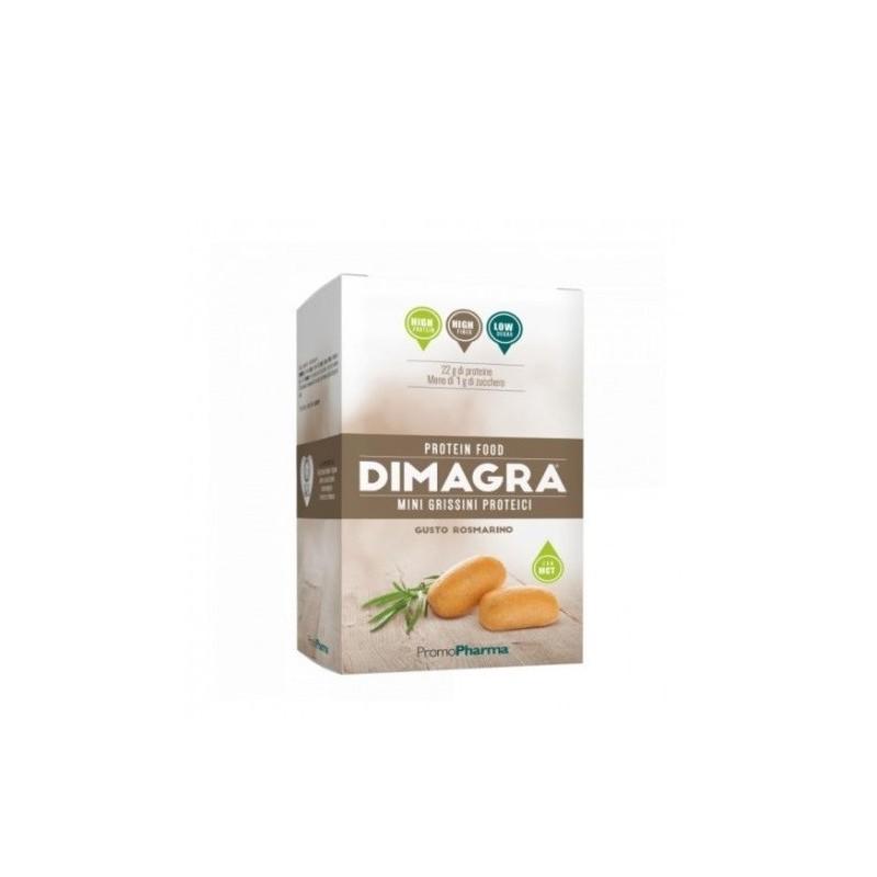 PromoPharma Dimagra Grissini Proteici