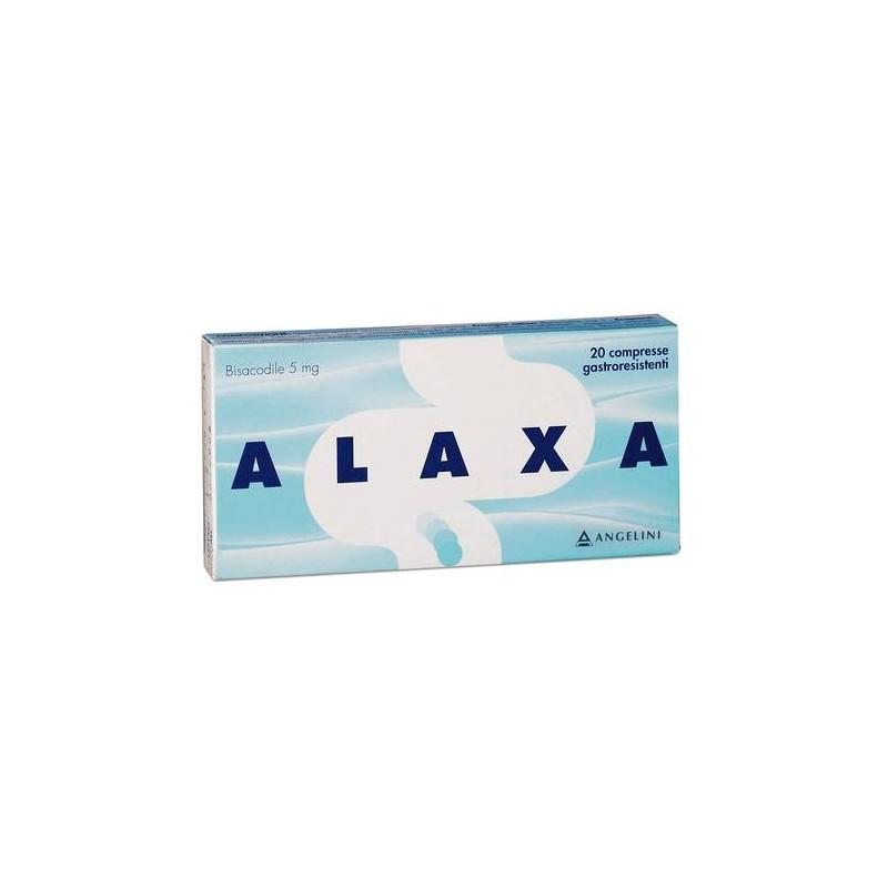 ALAXA STITICHEZZA OCCASIONALE 20 COMPRESSE