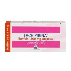 TACHIPIRINA BAMBINI 500mg