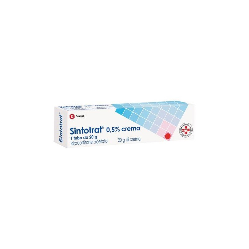 SINTOTRAT CREMA LENITIVA 20 g