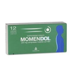 MOMENDOL ANTIDOLORIFICO 220mg NAPROSSENE 12 COMPRESSE