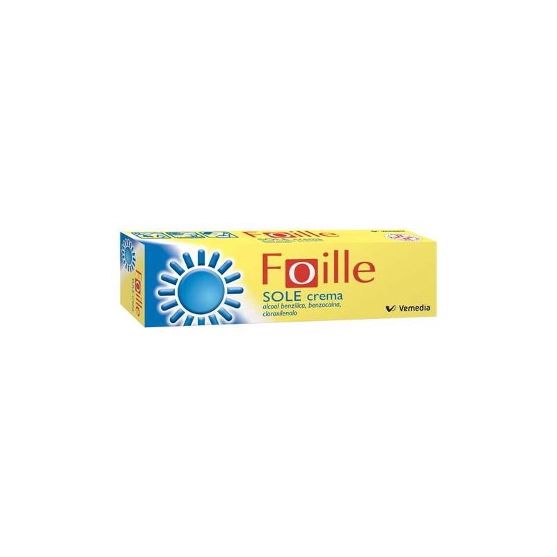 FOILLE SOLE CREMA LENITIVA 30G