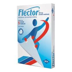 FLECTOR 180mg DICLOFENAC 5 CEROTTI MEDICATI