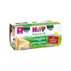 HIPP BIO OMOGENEIZZATO PARMIGIANO 2x80 g