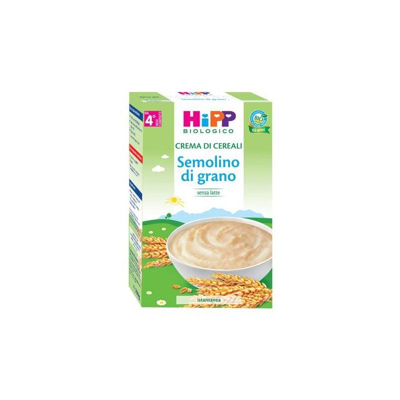 HIPP BIOLOGICO SEMOLINO 200 g