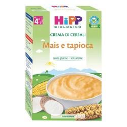 HIPP BIOLOGICO CREMA MAIS & TAPIOCA 200g