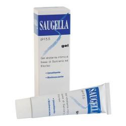 SAUGELLA GEL INTIMO IDRATANTE RINFRESCANTE pH 5.5 30ml