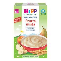 HIPP BIOLOGICO PAPPA LATTEA FRUTTA MISTA 250g