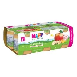 HIPP BIO OMOGENEIZZATO FRUTTA MISTA 100% 6X80 g