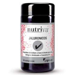 NUTRIVA JALURONICOS INTEGRATORE 30CPR