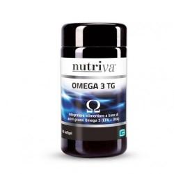 NUTRIVA OMEGA 3 TG INTEGRATORE 90CPS