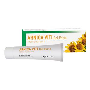 ARNICA VITI GEL FORTE ANTINFIAMMATORIO 100ml