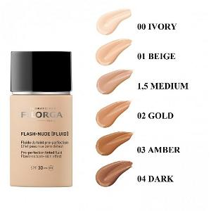 FILORGA FLASH NUDE FLUIDO CORRETTORE 00 LIGHT 30 ml