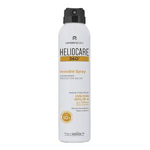 HELIOCARE 360 INVISIBLE SPRAY SOLARE SPF50 200ml