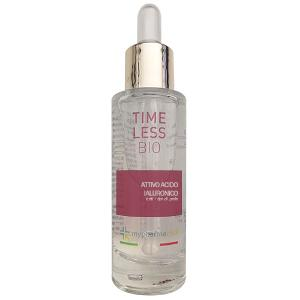 Time Less Bio Attivo con Acido ialuronico Bio 30ml