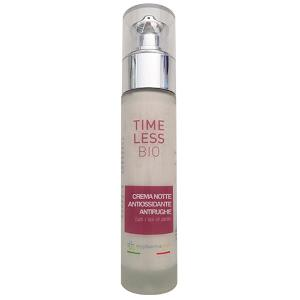 TIME LESS BIO CREMA NOTTE ANTIOX ANTIRUGHE  50ml
