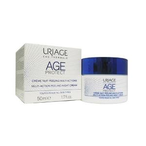 URIAGE AGE PROTECT CREMA NOTTE PEELING 50 ml