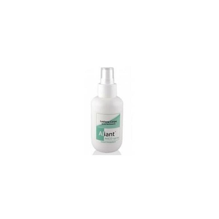 ALIANT MICO SPRAY CORPO ANTIBATTERICO 80ml