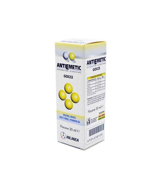 ANTIEMETIC INTEGRATORE ALIMENTARE ANTINAUSEA GOCCE 20ml