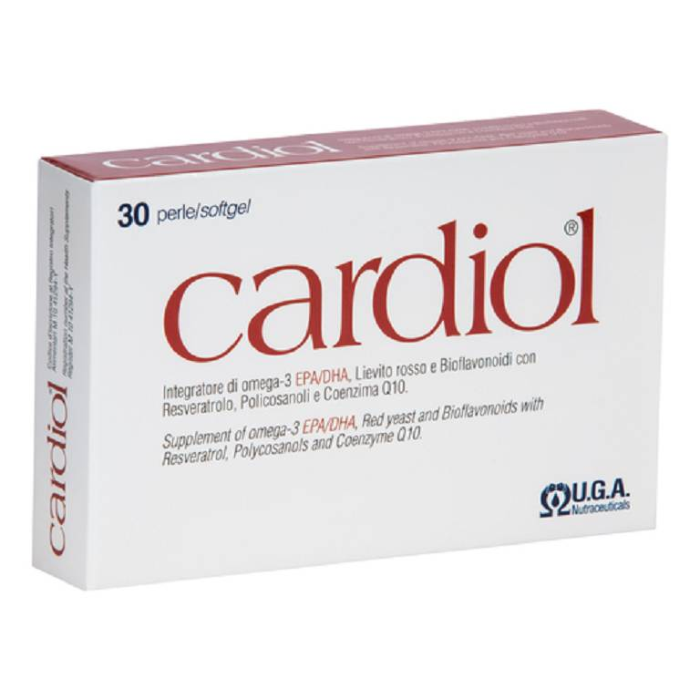 CARDIOL INTEGRAT 30CPS 42G