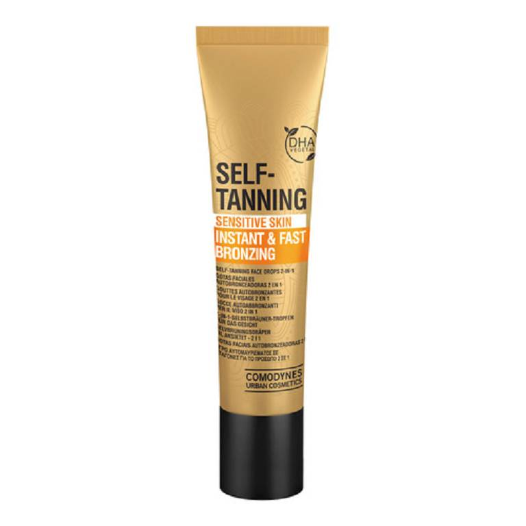 CCC SELF TANNING FACE DROPS