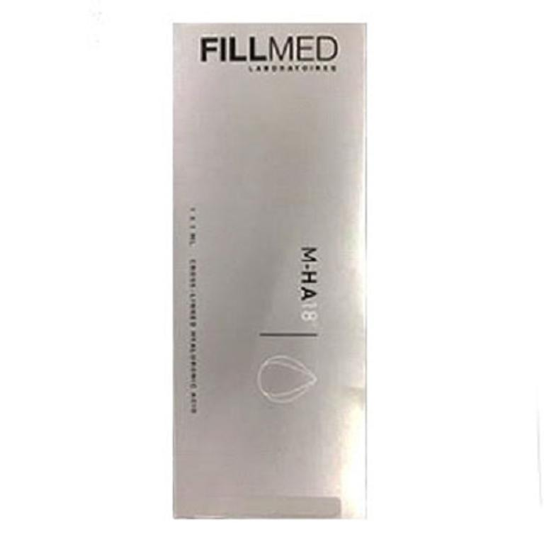 FILLMED FILORGA M-HA 18 1 SIRINGA 1ml FILLER RIEMPIMENTO RUGHE SOTTILI E SUPERFICIALI