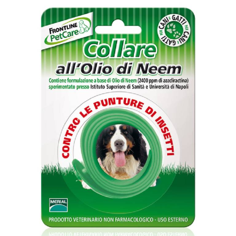 FRONTLINE PET CARE COLLARE ALL'OLIO DI NEEM