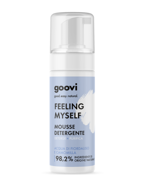 GOOVI FEELING MYSELF MOUSSE DETERGENTE 100ML