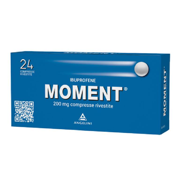 MOMENT 200 mg 24 COMPRESSE RIVESTITE